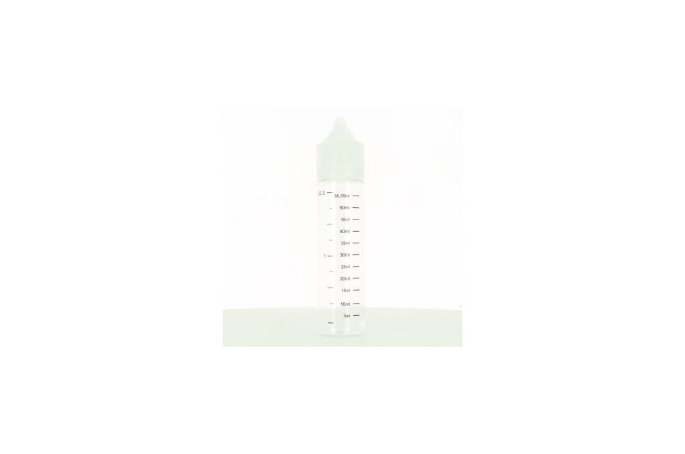 FIOLE VIDE CHUBBY GRADUÉE 60 ML