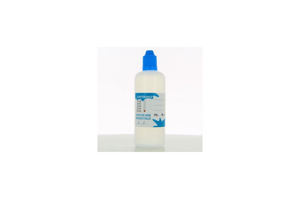 FIOLE VIDE SECURITE 100ML