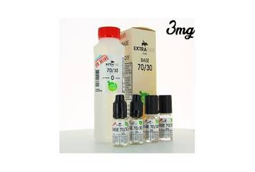 PACK 3MG 70 PG/30 VG 140ml