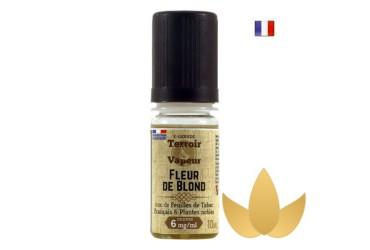 FLEUR DE BLOND - TERROIR VAPEUR