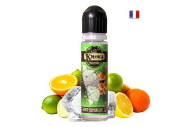 SAINT DOMINIQUE - KNOKS CARAIBES - 50 ML