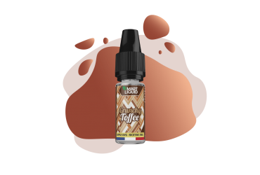CRUNCHY TOFFEE - SMART LIQUID - 10 ML