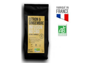 INFUSION CITRON - 50G