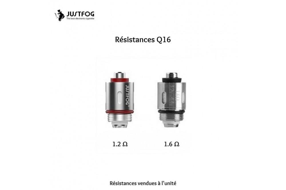 RESISTANCES Q16 - P16